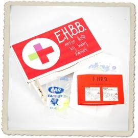 E.H.B.B. pakket (eerste hulp bij baby)