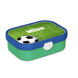 """Lunchbox Campus MIDI ontwerp """"voetbal"""""""