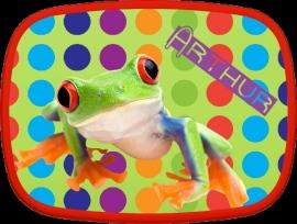 "Lunchbox Campus MIDI ontwerp ""kikker"""