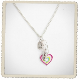 "Ketting ""baby made with love"""