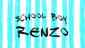 """Pennenzak met naam """"school"""""""