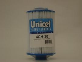 Filter PSG25P4 / 4CH-20 / SC715