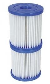 Filter Lay-Z-Spa  (prijs per 2 stuks)
