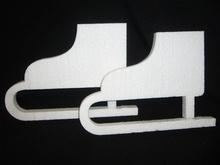 kunstschaatsen klein setje van 2 stuks