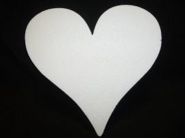 Hartvorm 10cm (dikte 2cm).