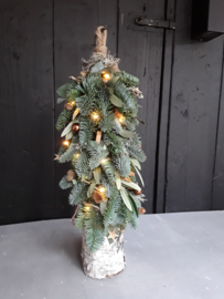 Natuurlijke Kersttoef