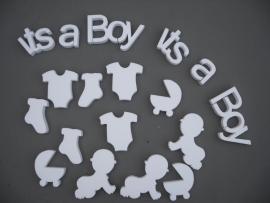 Geboorte slinger jongen