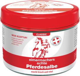 Eimermacher Pferdesalbe 500 ml. pot nieuwe receptuur!