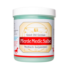 Doktor Jacoby`s PferdeMedicSalbe Paardenzalf 600 ml. pot
