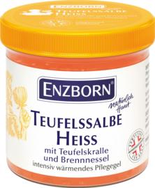 Enzborn Teufelssalbe Heiss (warmtezalf) (duivelklauwzalf - harpago zalf)