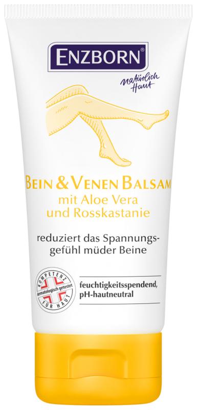 Enzborn  Been & Venen crème (Bein & Venen Balsem) 75 ml. tube