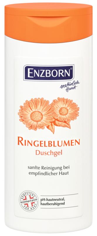 Enzborn goudsbloem (Calendula) Douchegel 250ml.