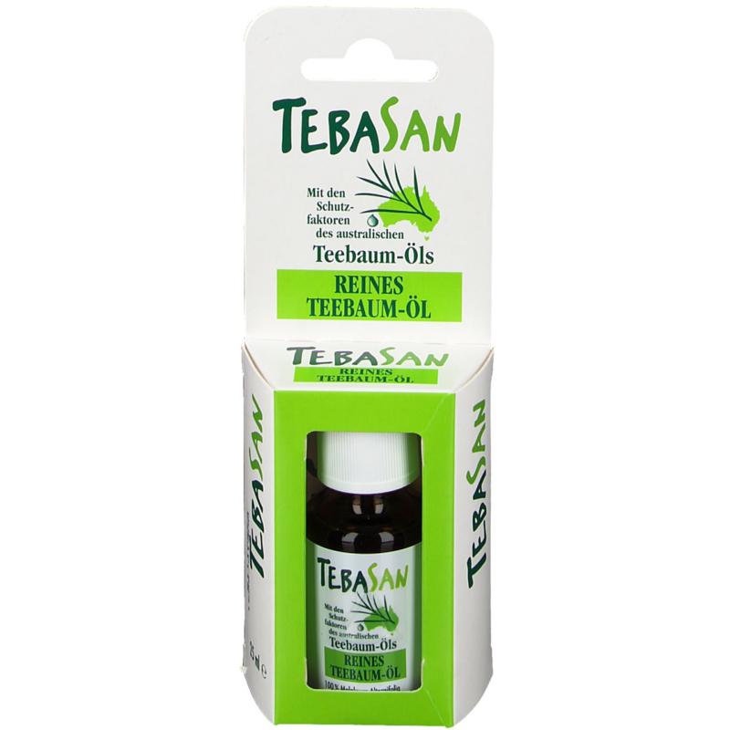 Tebasan Tea Tree olie 25 ml.