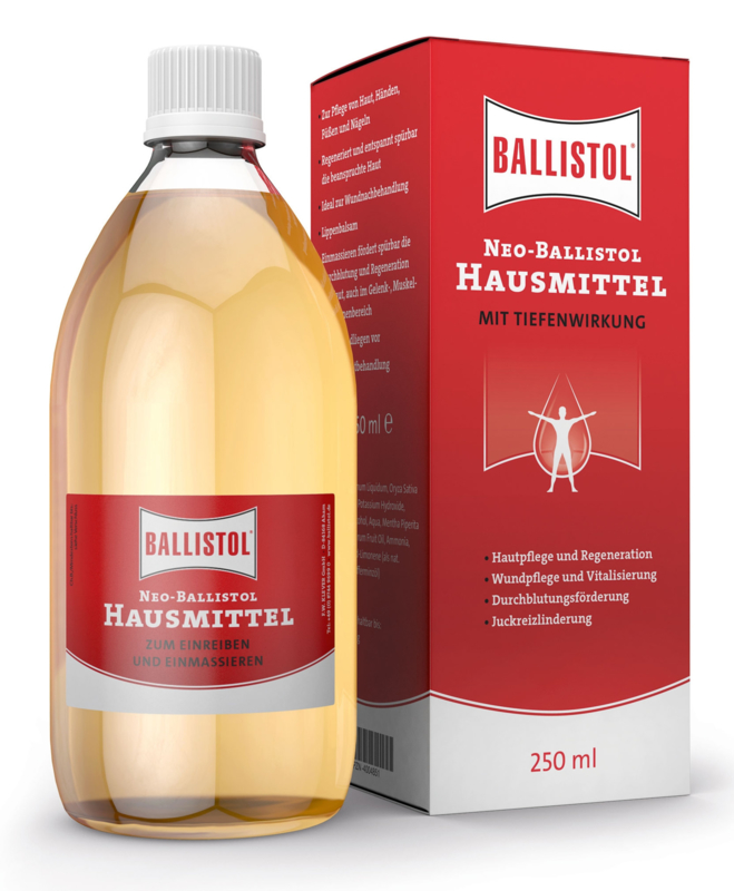 NEO-Ballistol  huismiddel 250 ml.