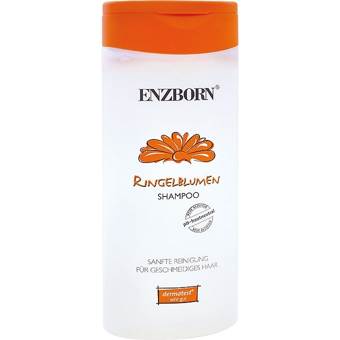 Enzborn goudsbloem (Calendula) Shampoo 250 ml.