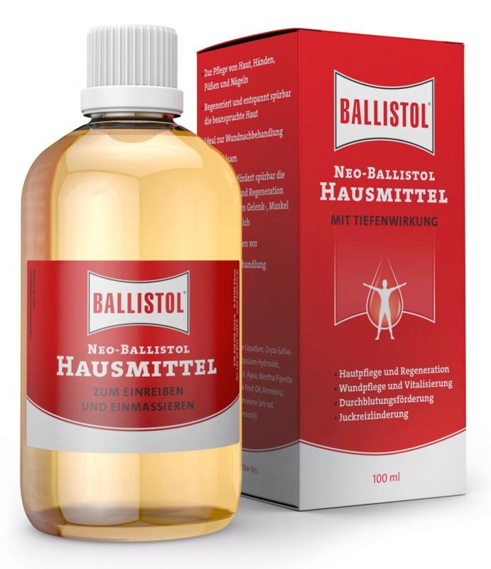 NEO-Ballistol huismiddel 100 ml.