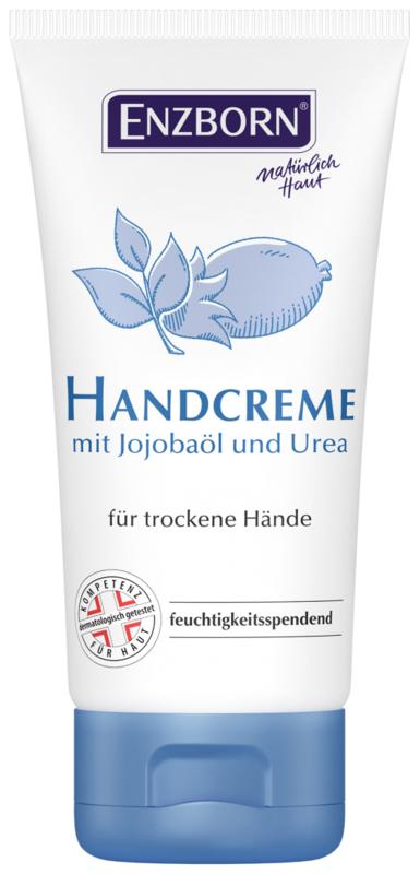 Enzborn Handcrème met Jojobaolie en Urea 75 ml.