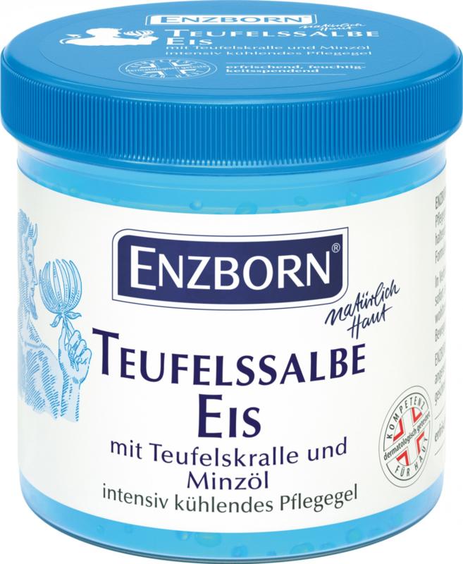 Enzborn Teufelssalbe Eis (ijszalf) (Duivelsklauwzalf / harpago-zalf)