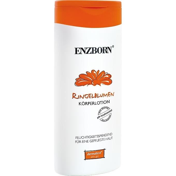 Enzborn goudsbloem (Calendula) bodymilk 250 ml.