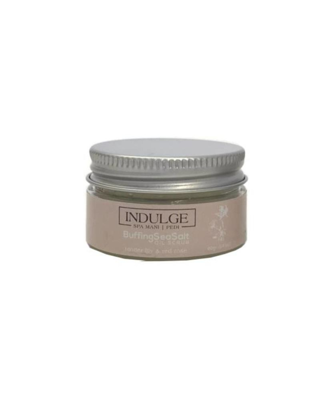 Indulge BuffingSeaSalt 40 gr