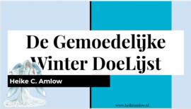 De Gemoedelijke Winter DoeLijst
