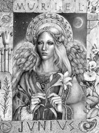 Inwijding in de energie van Aartsengel Muriel