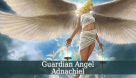 Inwijding in de energie van Engel Adnachiël