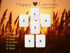 Happy Lammas TarotLegging
