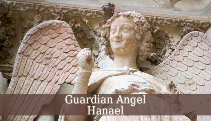 Inwijding in de energie van Engel Hanaël