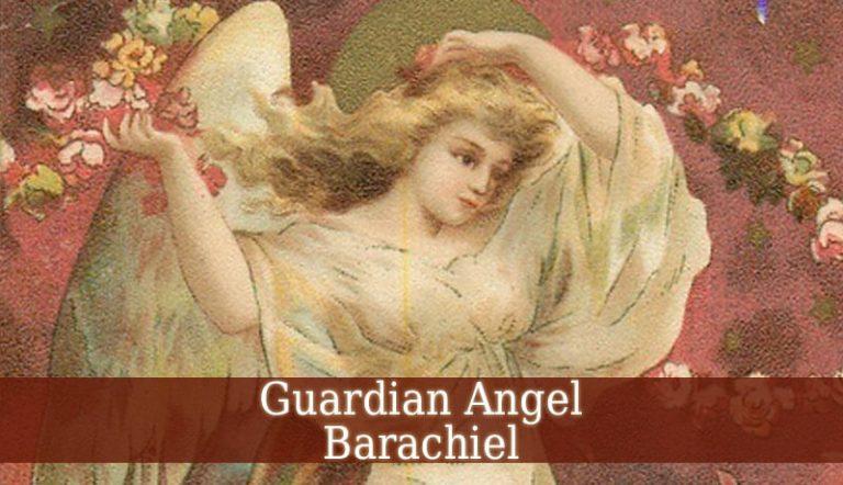 Inwijding in de energie van Engel Barachiël
