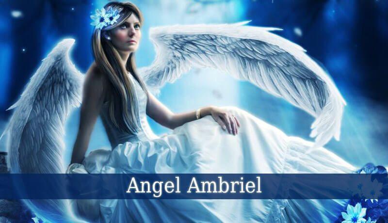Inwijding in de energie van Engel Ambriël