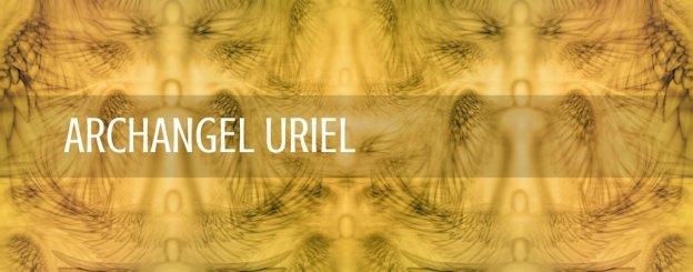 Inwijding in de energie van aartsengel Uriël