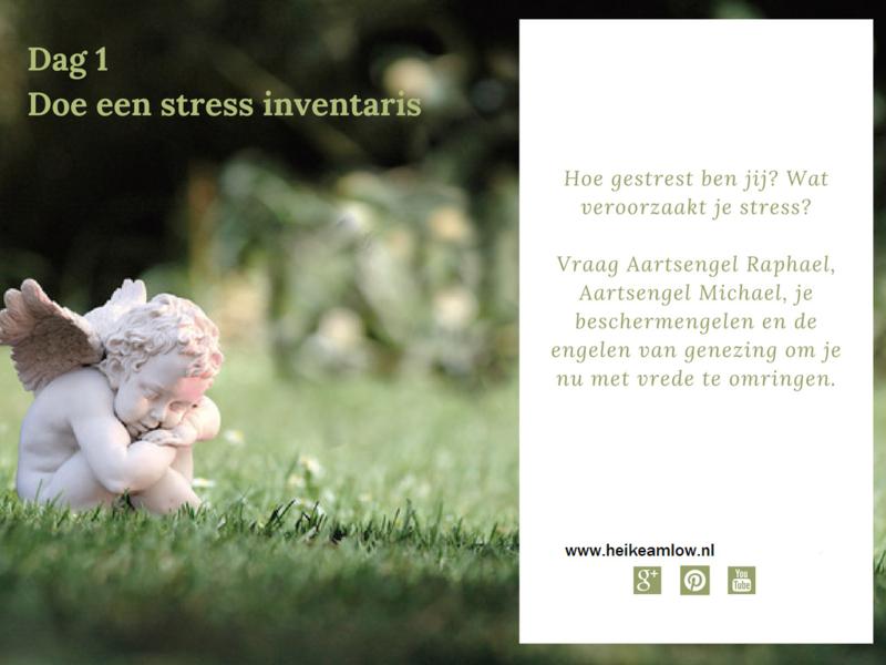 Zo kan je stress loslaten
