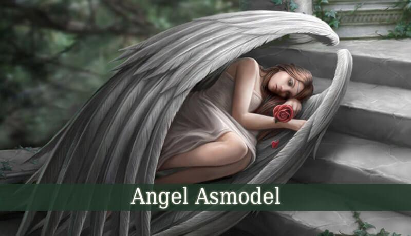 Inwijding in de energie van Engel Asmodël