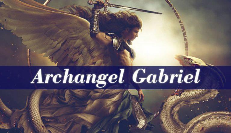 Inwijding in de energie van Engel Gabriël