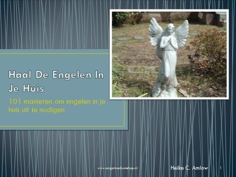E-boek 'Engel Feng Shui'