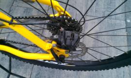 Merida Mountainbike met schijfremmen,nette fiets