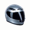 MDS helm, zilver