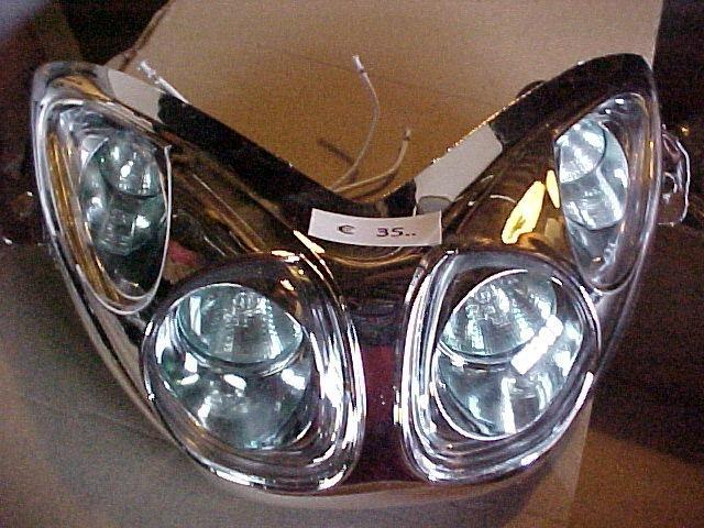 halogeen koplamp Aerox