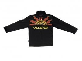 Valentino Rossi -  L/S Polo Half Sun Vale 46