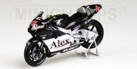ALEX BARROS - TEAM WEST HONDA - MOTOGP 2002