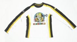 Valentino Rossi -  L/S The Doctor White Kids T-Shirt