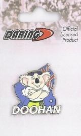 Mick Doohan - Logo Metal Pin