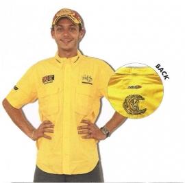 Valentino Rossi - Signature Yellow Paddock Shirt