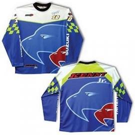 Kenny Roberts Jr.  - Nr. 10 Race Suit sweatshirt
