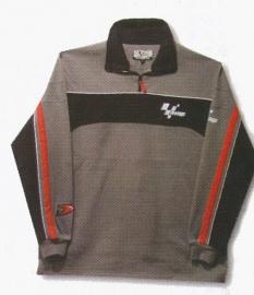 MOTOGP - Logo Grey Zip Sweatshirt