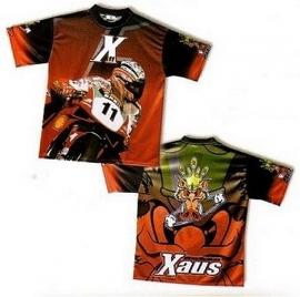 Ruben Xaus - Helmet T-shirt