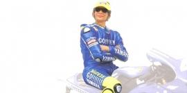 VALENTINO ROSSI - WORLD CHAMPION MOTOGP 2004