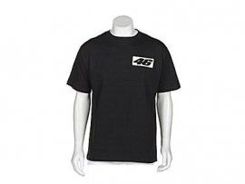 Valentino Rossi - Sun Moon V46 Black T-Shirt