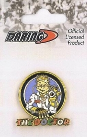 Valentino Rossi - Doctor Mix Metal Pin